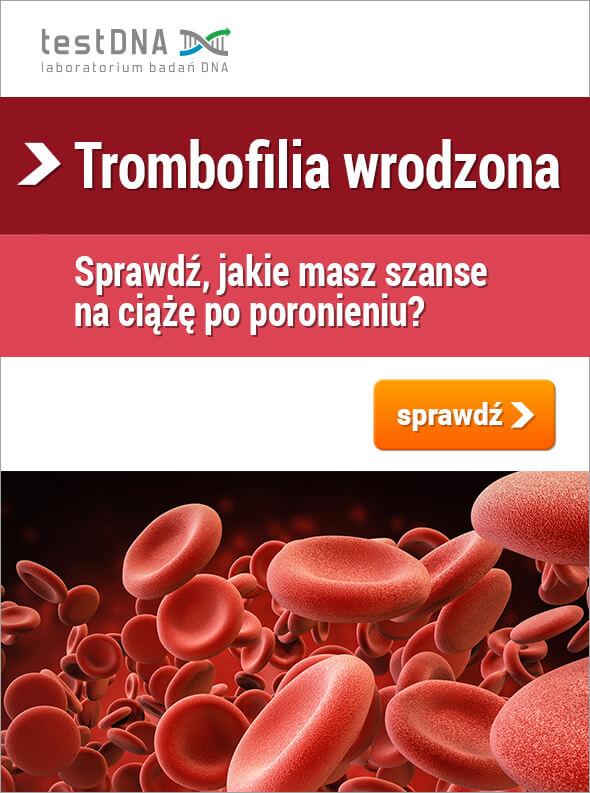 Trombofilia wrodzona
