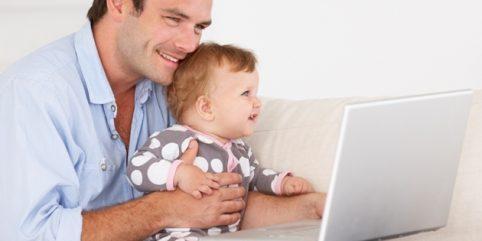 Kilka rad dla nowego taty