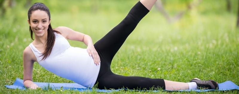 dobre samopoczucie w ciąży?