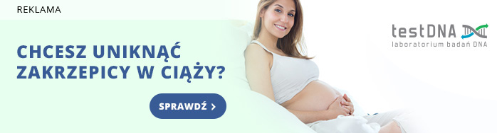 zakrzepica w ciąży __