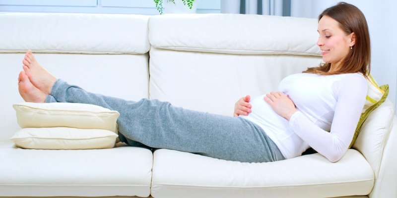 Ból spojenia łonowego w ciąży