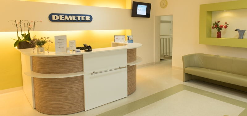 Klinika Stomatologiczno-Lekarska Demeter