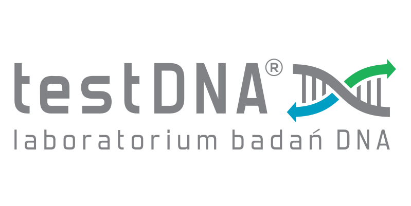 testdna logotyp