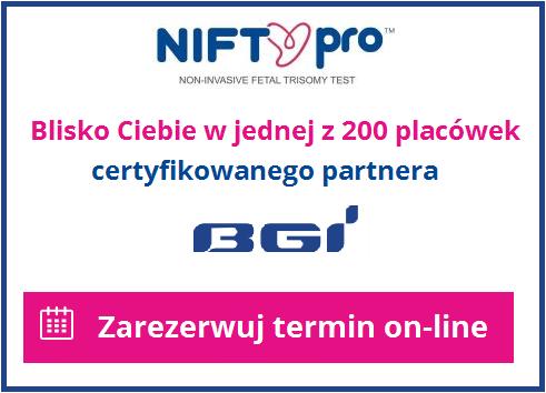 umów test NIFTY pro