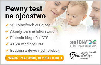 ile kosztuje test na ojcostwo