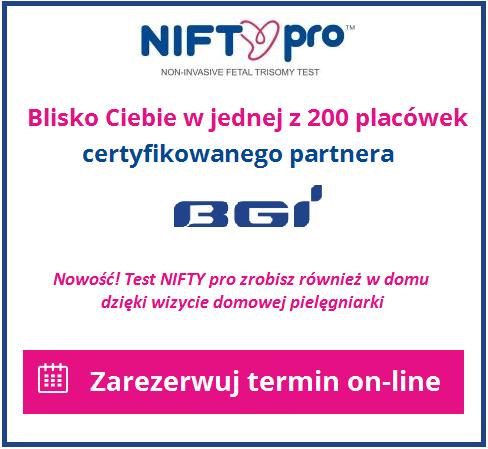 Umów badanie NIFTY pro